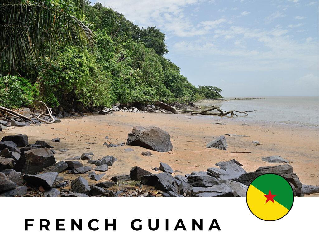 French Guiaiana